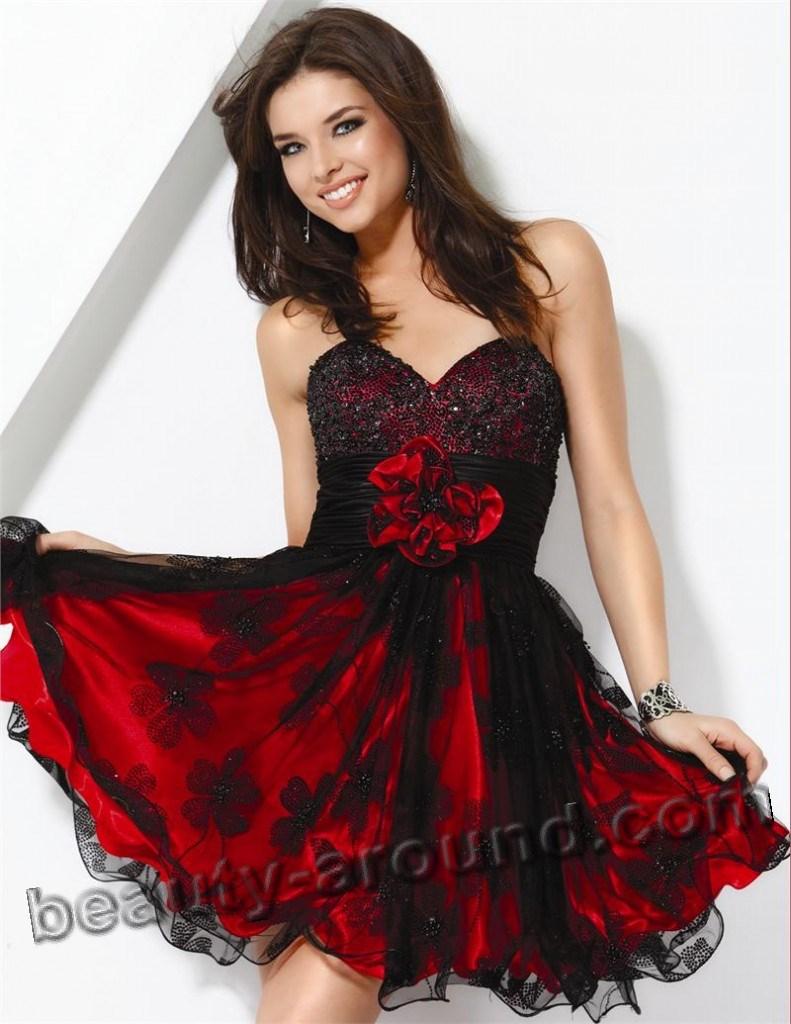 Платья в стиле нью лук