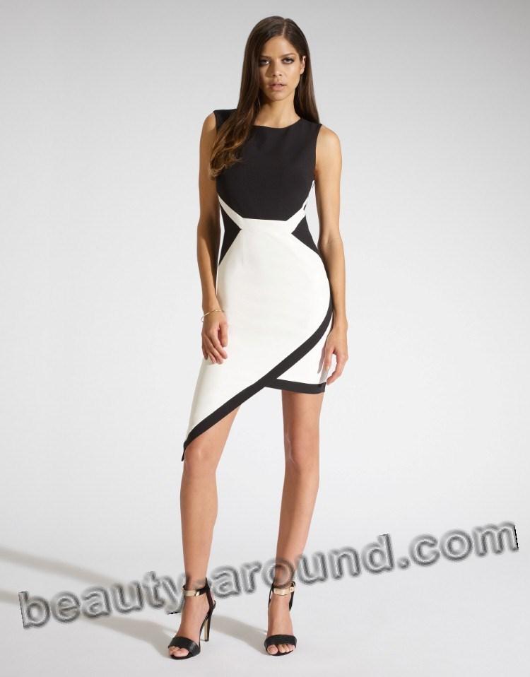 платье в стиле Casual для выпускниц фото