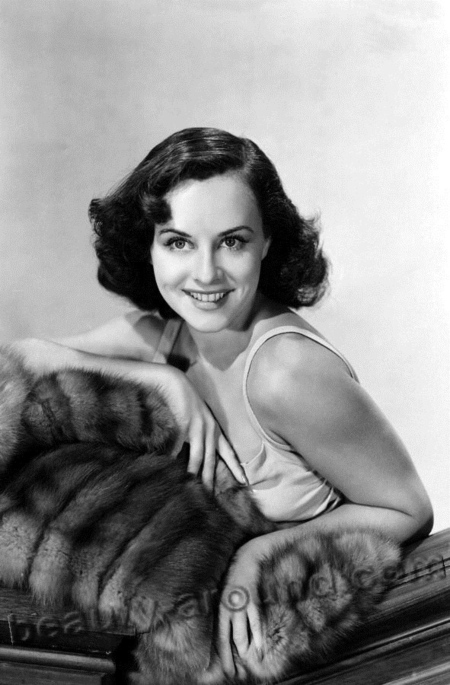 Beautiful Jewish women. Paulette Goddard, photos, sex symbol, an American actress