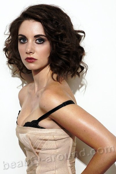 Beautiful Jewish women. Alison Brie jewish women photo