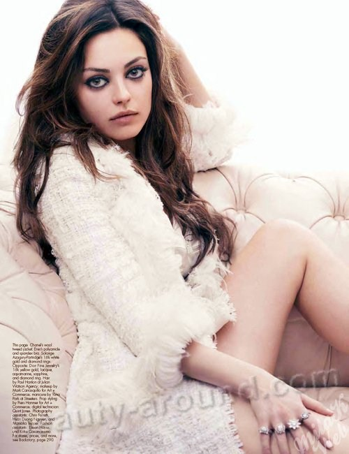Beautiful Jewish women. Mila Kunis jewish women photo