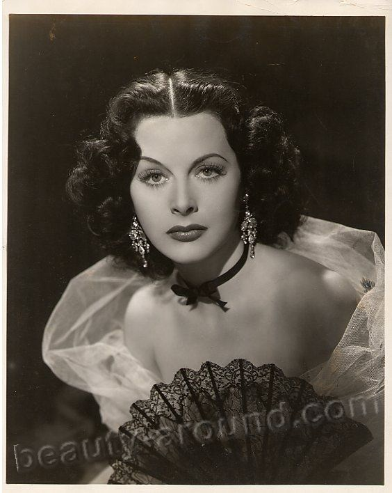 Beautiful Jewish women. Hedy Lamarr beauty jewish women photo