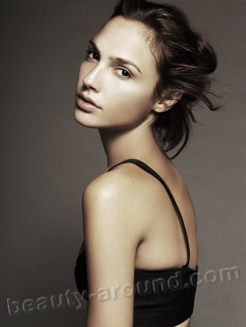 Beautiful Jewish women. Gal Gadot beauty jewish women photo miss Israel 2004