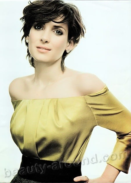 Beautiful Jewish women. Winona Ryder jewish women photo