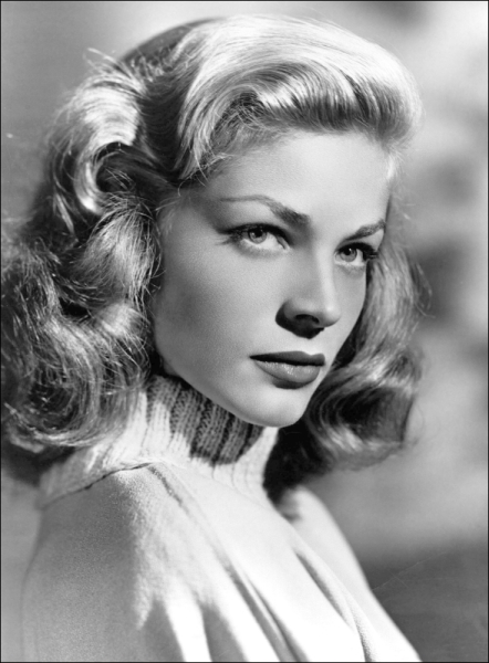Beautiful Jewish women. Lauren Bacall american jewish actress
