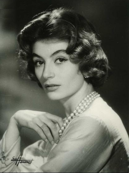 Beautiful Jewish women. Anouk Aimee jewish women photo