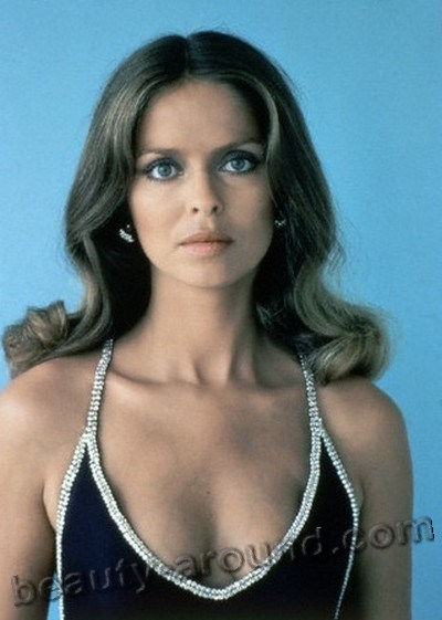 Beautiful Jewish women. Barbara Bach jewish women photo