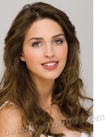 Beautiful Jewish women. Yael Nizri  jewish women photo Miss Israel 2006