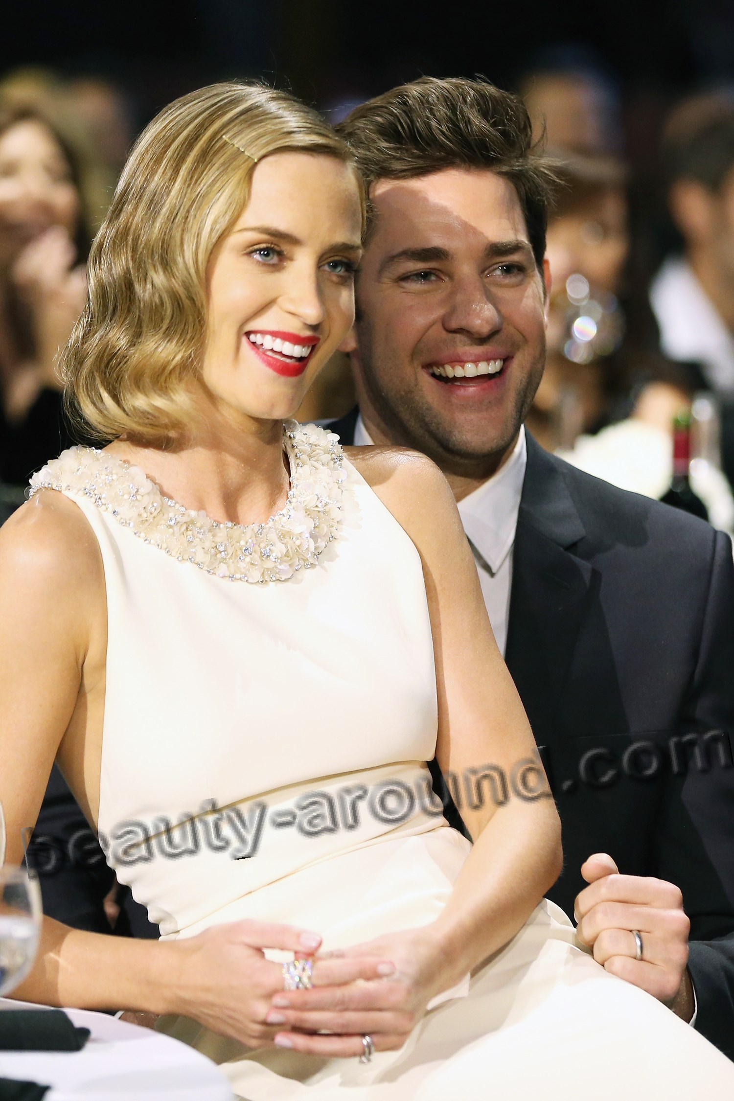 emily blunt husband photo