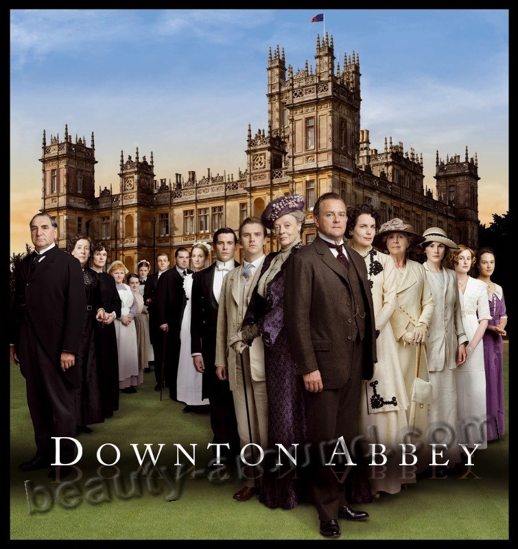 Series Downton Abbey