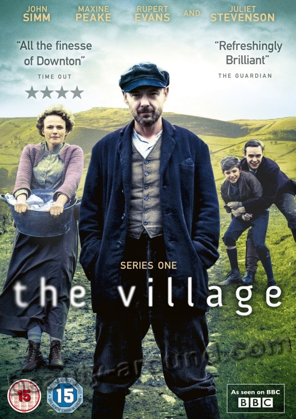 English series The Village (2013) photos