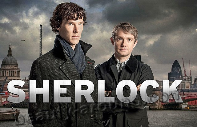 British series Sherlock