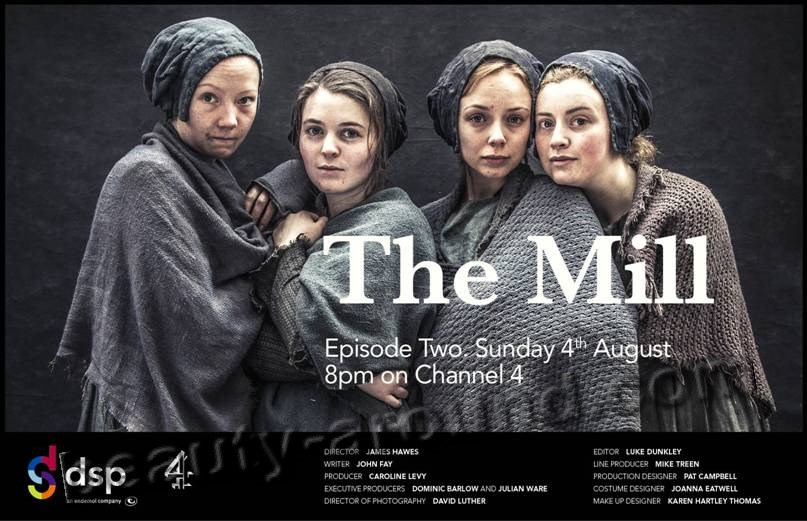 new british series The Mill