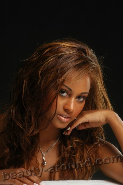The most beautiful Ethiopian woman Hayat Ahmed Mohammed photo