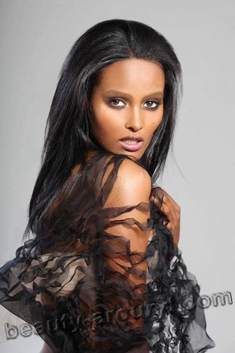 Ethiopia's Mearg Tareke photo