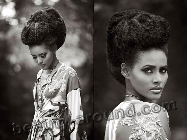 Mearg Tareke of Ethiopia on The Doni Glover Show photo