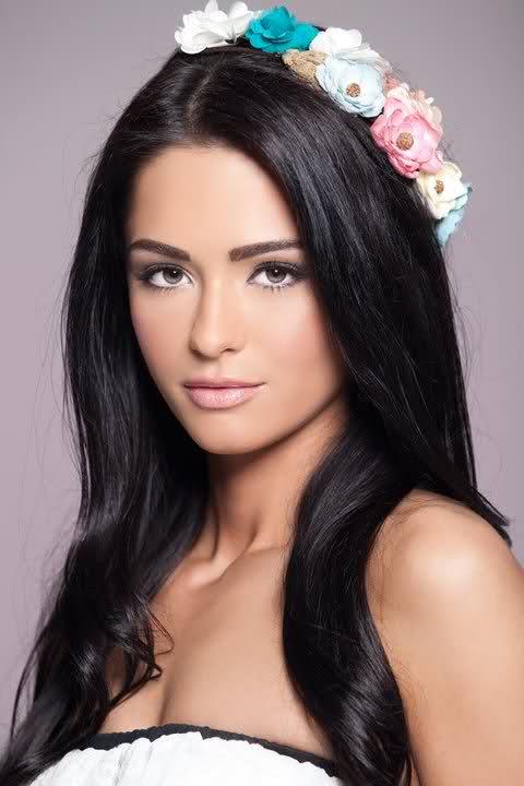 Антуанетта Никпрелаж / Antoinette Nikprelaj фото, албанская модель и актриса