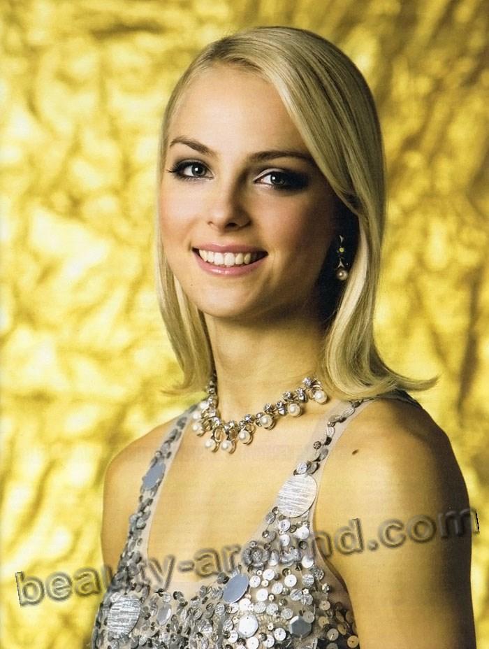 Beautiful European Women - Kiira Korpi Finnish skater-singles skater