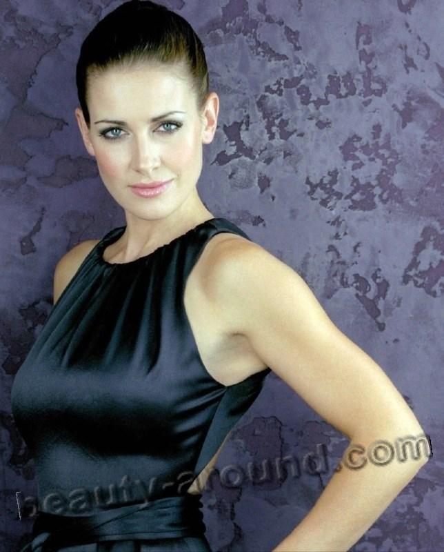 Beautiful European Women Kirsty Gallacher Scottish TV presenter
