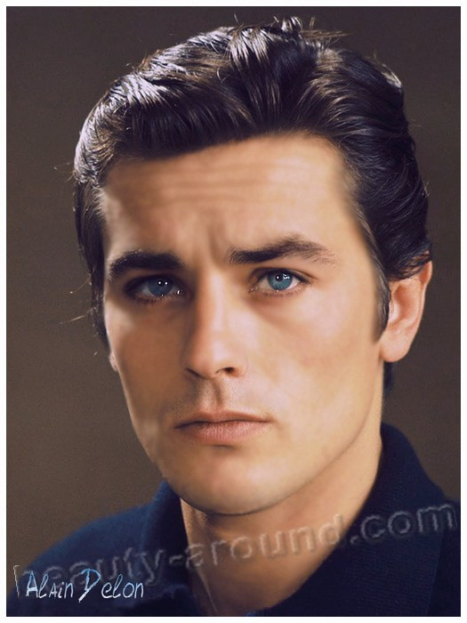 Alain Delon photos. the most beautiful french man, french actor ans sex simbol