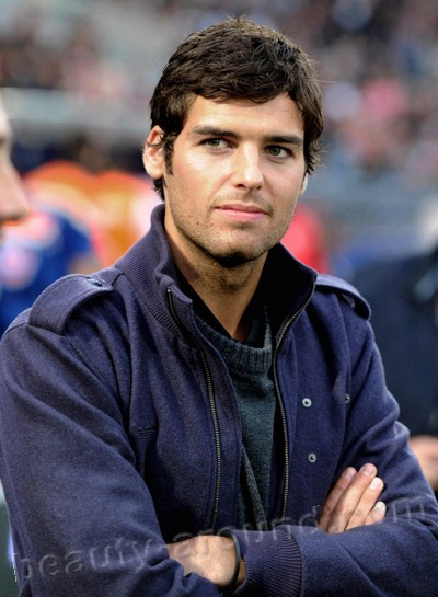Yoann Gourcuff famous french football player