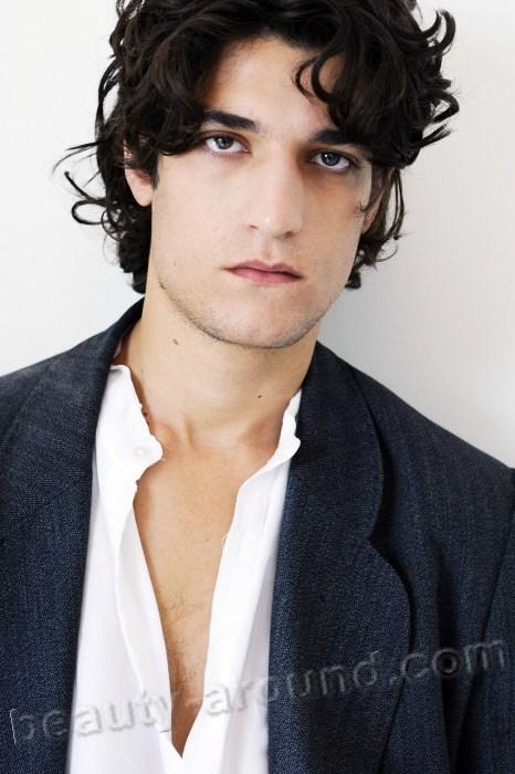 Louis Garrel, photos, handsome french actor