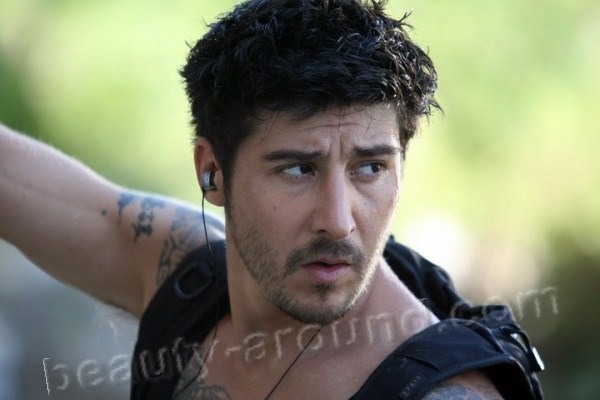 David Belle beautiful french actor