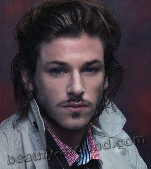 Gaspard Ulliel photo, french actor