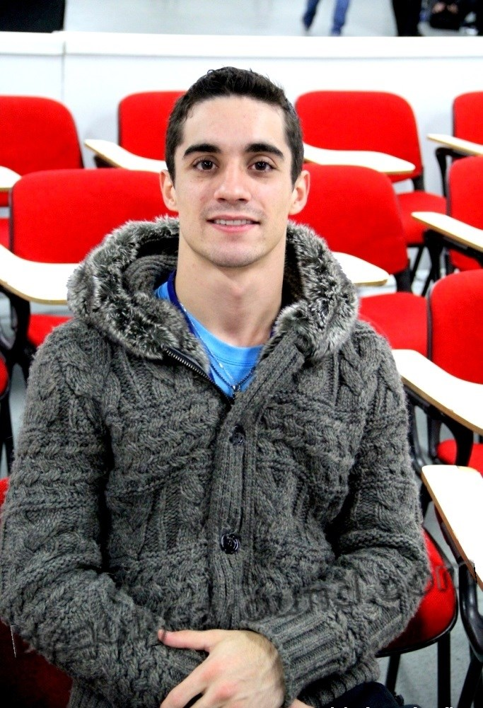 Javier Fernandez is a Spanish figure skater photos