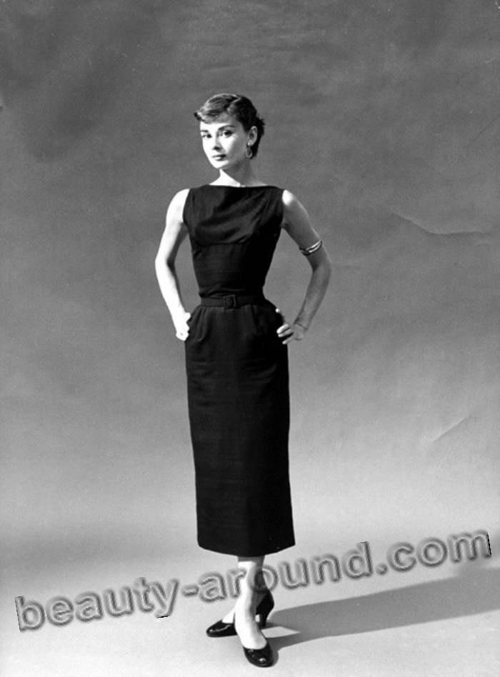 Одри Хепбёрн миниатюрная фигура фото
