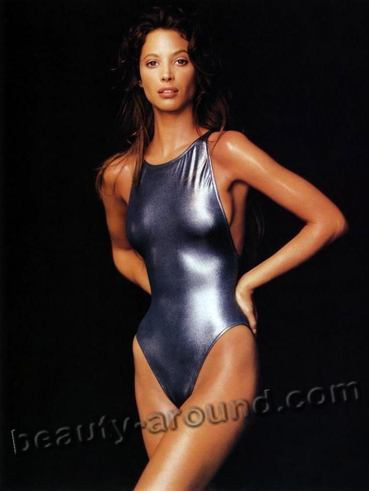 Кристи Тарлингтон худая модель фото