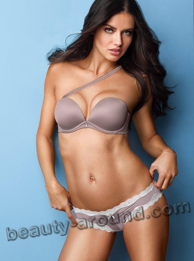 Адриана Лима сексуальная фигура фото