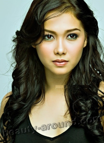 beautiful Filipino women, Maja Salvador photo, Filipina actress