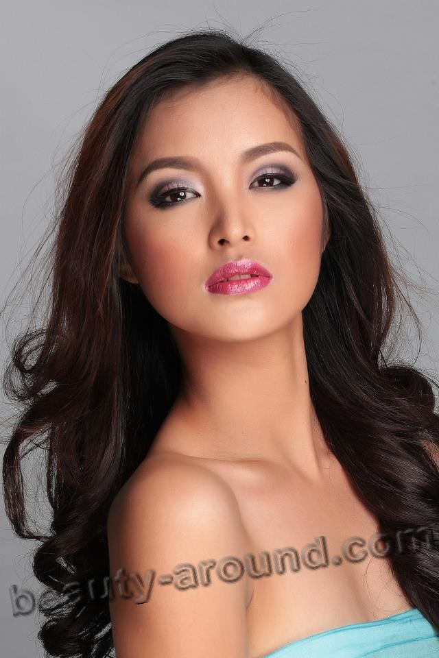 Most beautiful filipino women