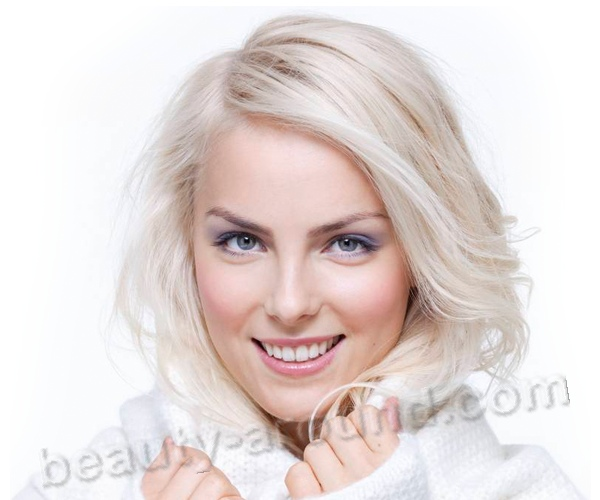 Beautiful Finnish women Kiira Korpi most beautiful finnish women. photo