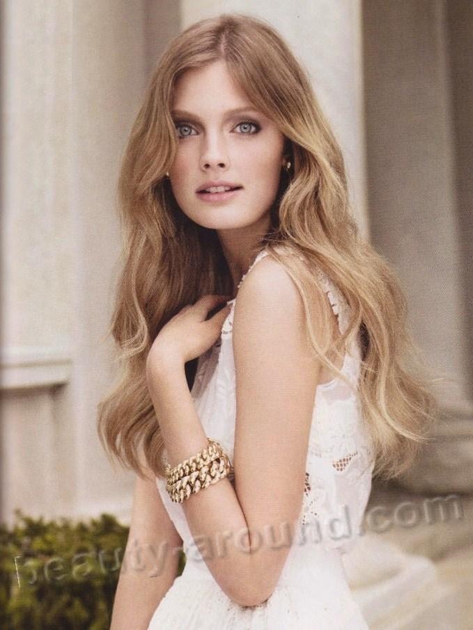 Констанс Яблонски / Constance Jablonski, фото, французская модель