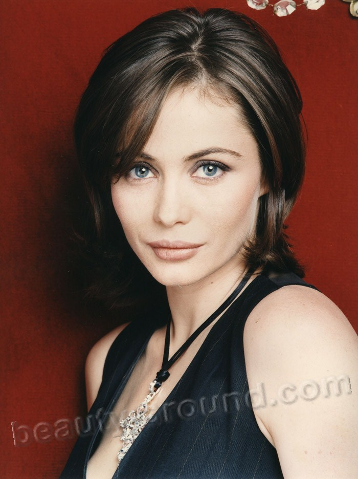 Emmanuelle Beart  most beautiful french film actress