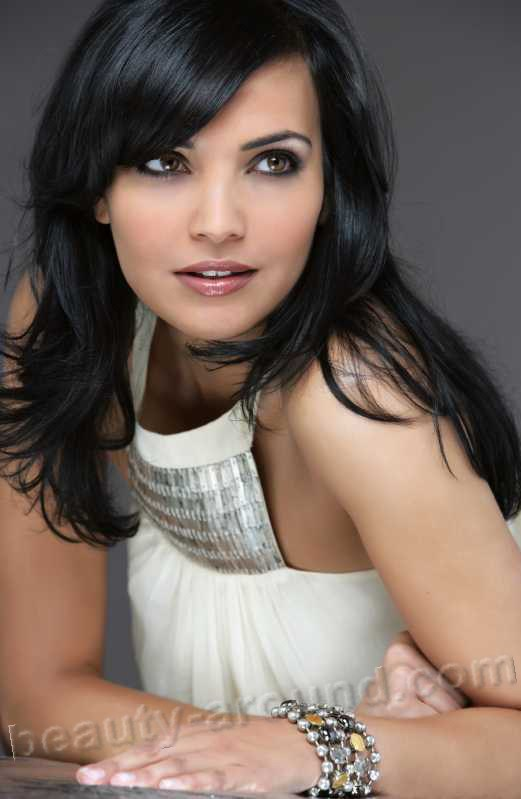 Valerie Begue  miss France 2008 photo