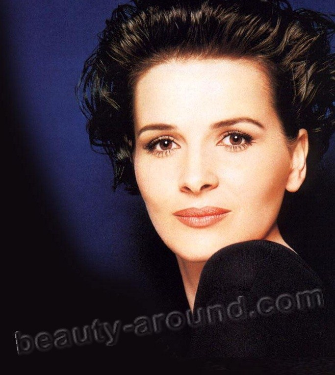 Juliette Binoche famous French actress