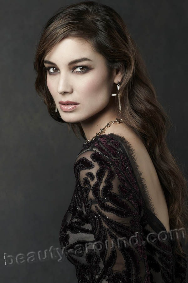 Berenice Marlohe  French actress and model