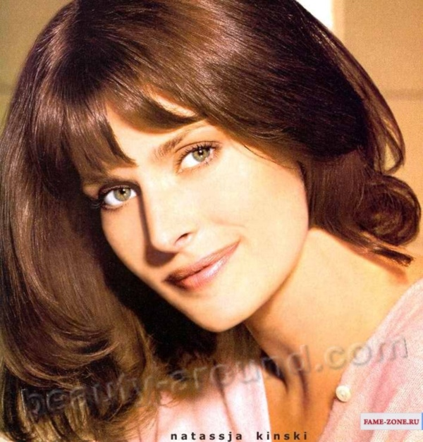 Beautiful German Women - Nastassja Kinski  german actress