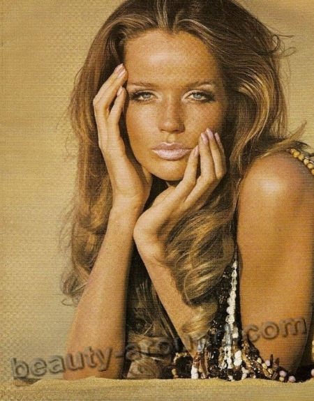 Beautiful German Women - Veruschka von Lehndorff, photo, german model and actress
