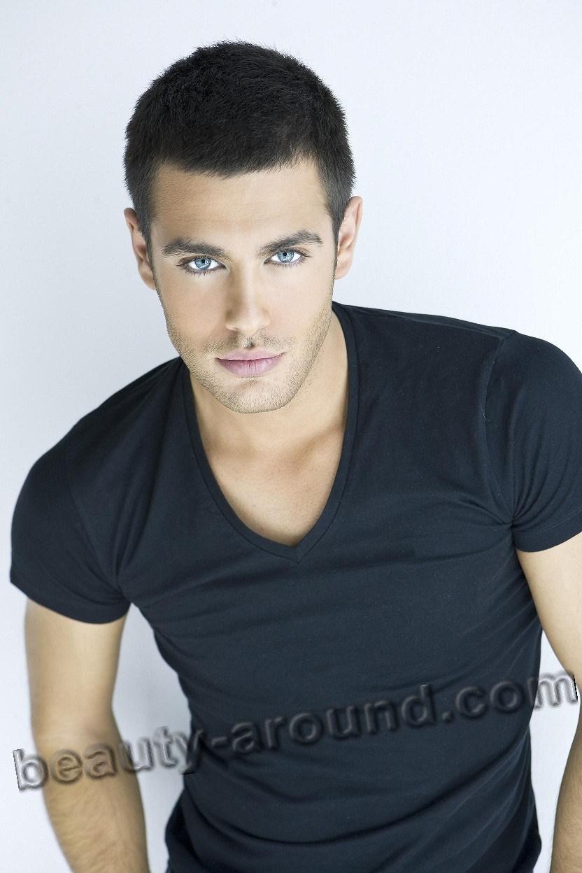 Handsome 16 Year Old Boy: Top-16 Handsome Greek Men. Photo Gallery