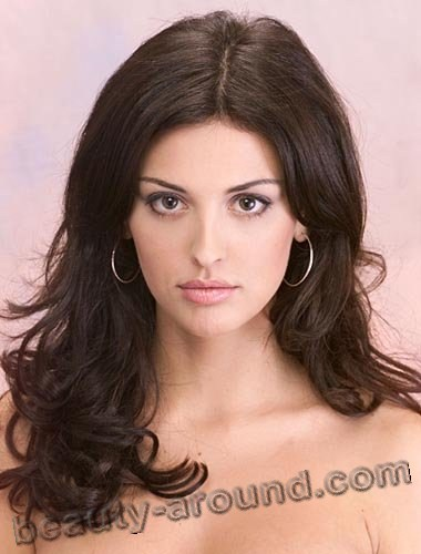 Beaurtiful Greek Women - Evelina Papantoniou Greek photomodel and actress