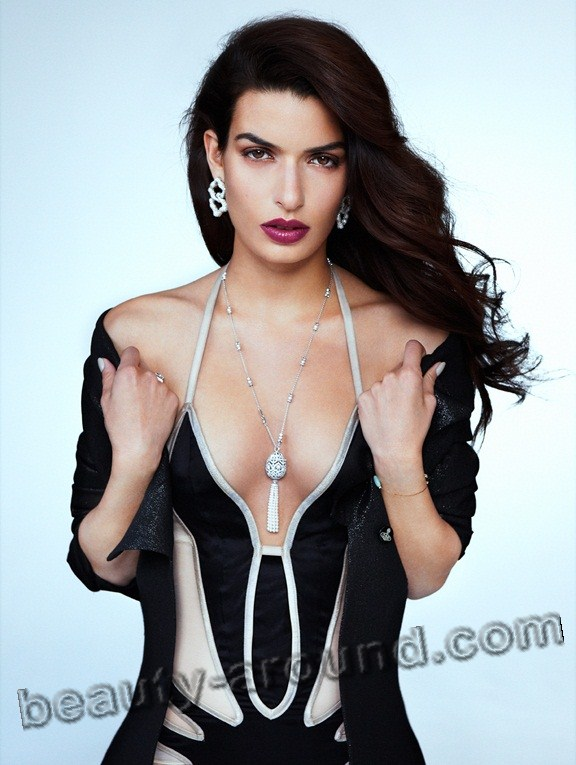 Beaurtiful Greek Women - Tonia Sotiropoulou Greek model and actress