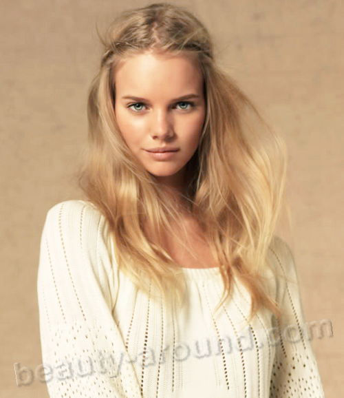 Beautiful Dutch Women. Marloes Horst photo