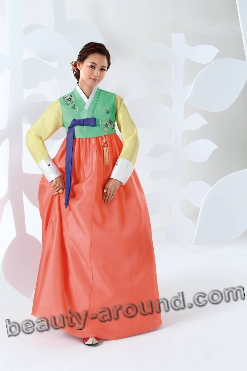 modernized hanbok photo