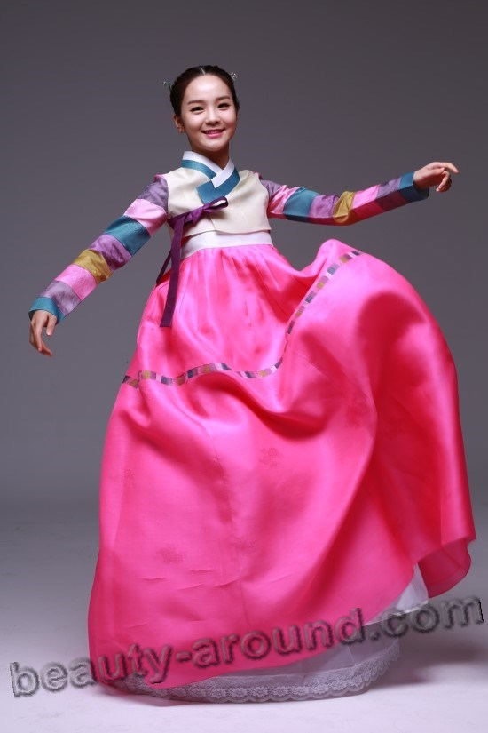 hanbok dress pictures
