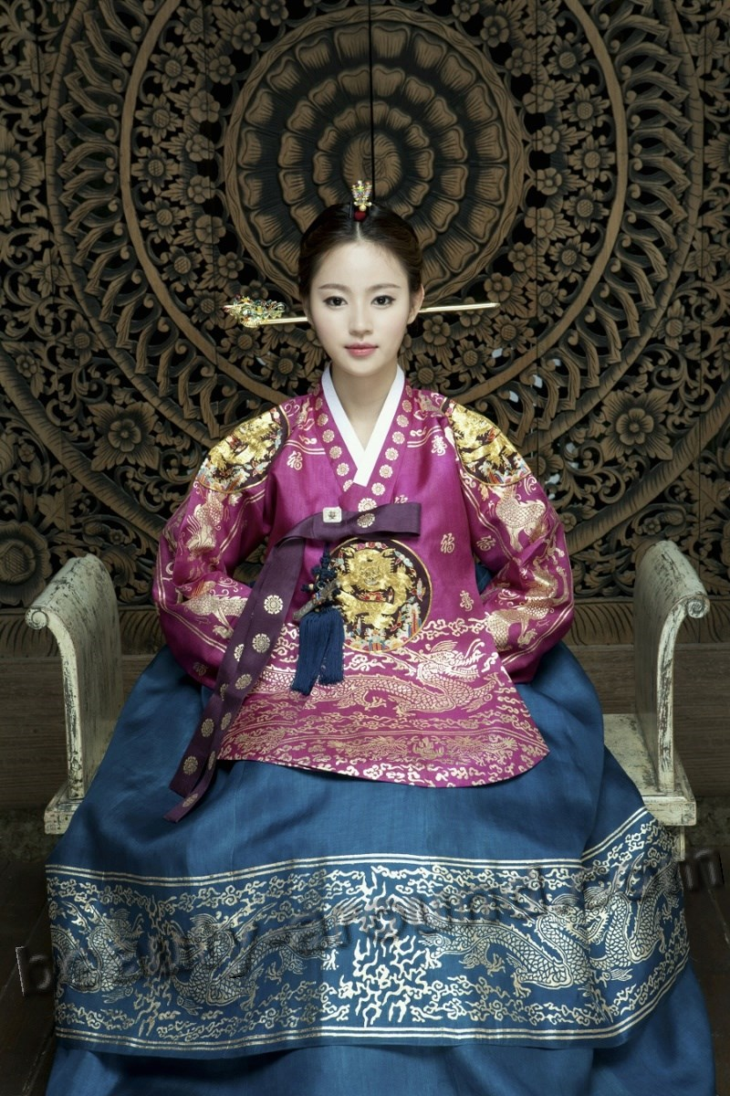 Wedding Hanbok photo