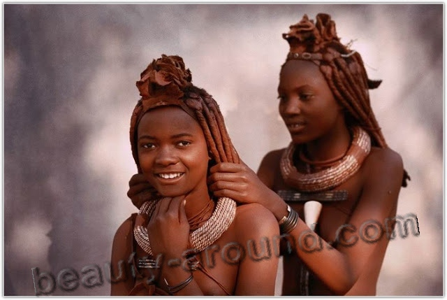 himba girls photo